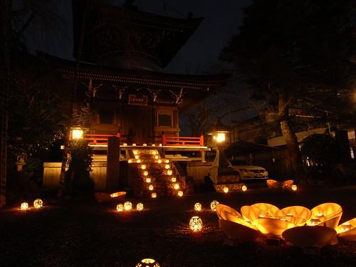 吉野「鬼火の祭典」夜の部-08