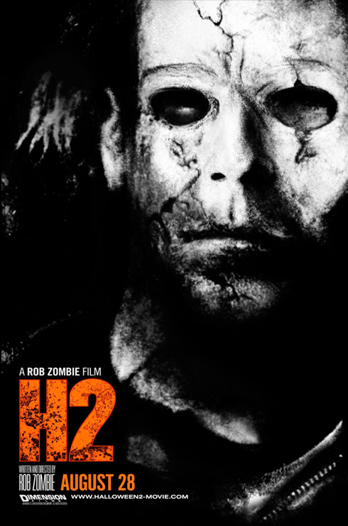 halloween 2 h2 poster
