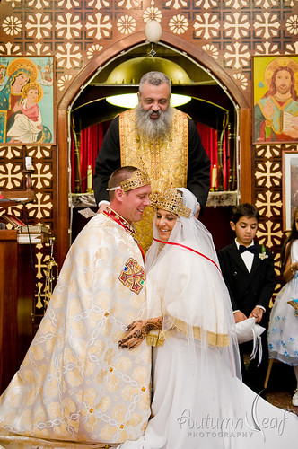 Sevan and Lorne - A Coptic Church Wedding Service