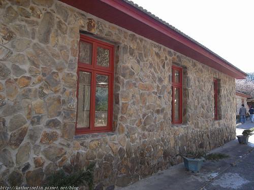 你拍攝的 9武陵農莊建築。