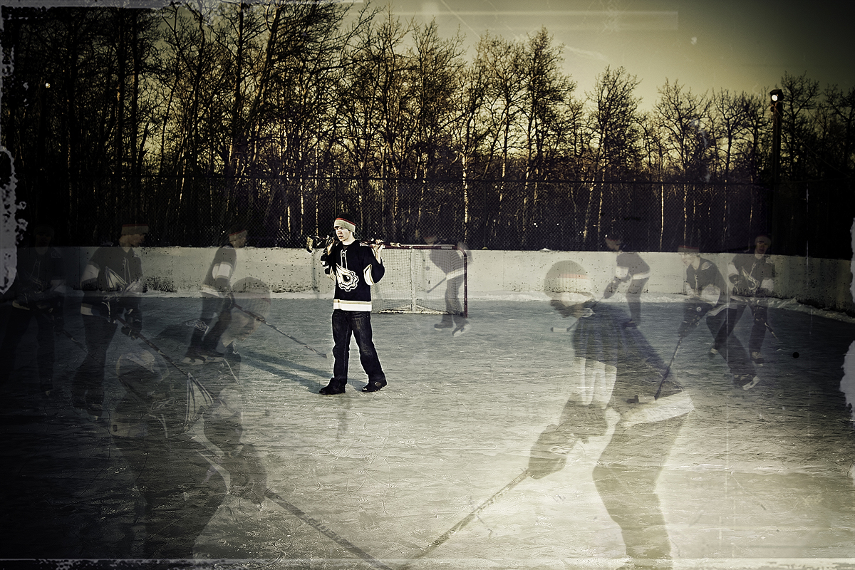~ Spirit of Hockey #1 ~