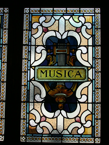Stained Glass at Victoria