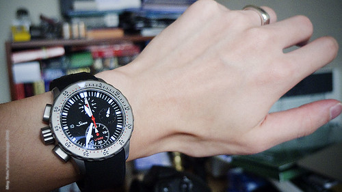 Photo Essay: The Sinn U1000