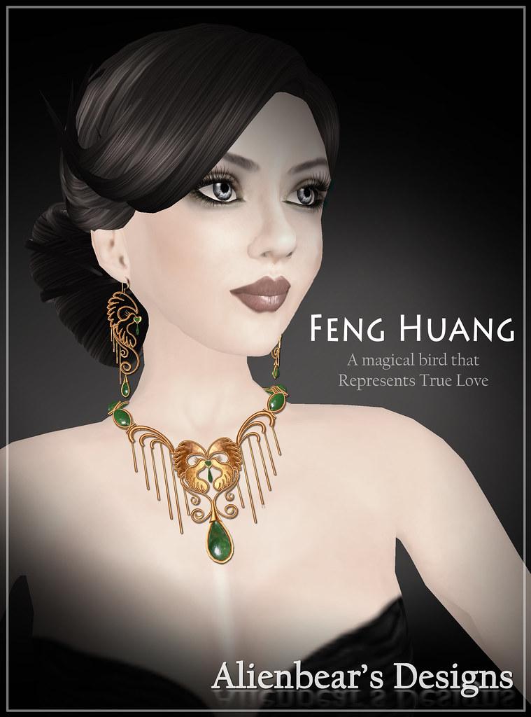 Feng Huang poster