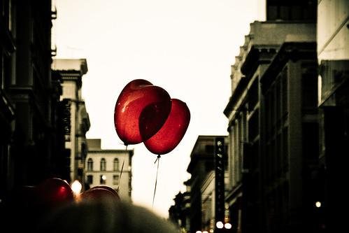 I Heart Balloons