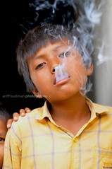 underaged smoker (Ariff Budiman) Tags: kids youth children photography kid cigarette smoke cancer documentary kinder smoking teen smoker tabak channel sigaret underage raucher tabacco zigarette fumo rauchen fumare kippe abr nikotin lungenkrebs tutun childrensmoking outdoorsession smokingkids earthasia abpv ariffbudimanphotography picnicteam piclogicphotos fumeaza kinderrauchen abpvmy journalmalaysian photographernational