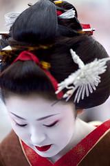 Baikasai (The plum-blossom festival) #2 (Onihide) Tags: baikasai kamishichiken ichimame sakkou