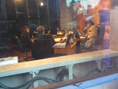 Van Morrison on the Imus in the Morning show 2/26/09