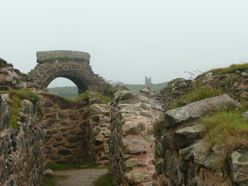 The Count House Ruins, Botallack, Cornwall