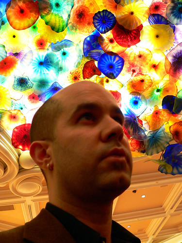 the Palinode at the Bellagio in Vegas