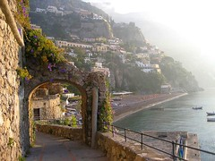 Arch over Walkway 2 (WelcomingSpirit) Tags: positanoitaly bestnaturetnc06