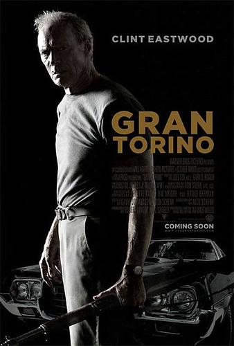 Gran Torino con Clint Eastwood