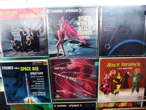Space on Vinyl