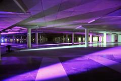 The garage (Dani℮l) Tags: holland netherlands dutch underground nikon daniel garage nederland r2d2 1200 groningen nikkor d300 noordnederlandsorkest thegrandopening dedaniel amazinglighteffects