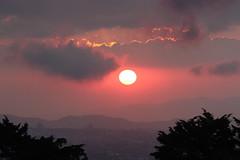Sunset (Treflyn) Tags: sunset costa de los san jose rica tres ramon rios cartago