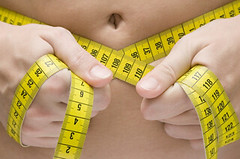 measure melt belly fat