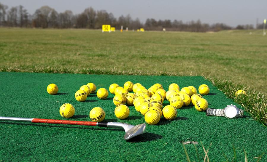 Start the new golf season