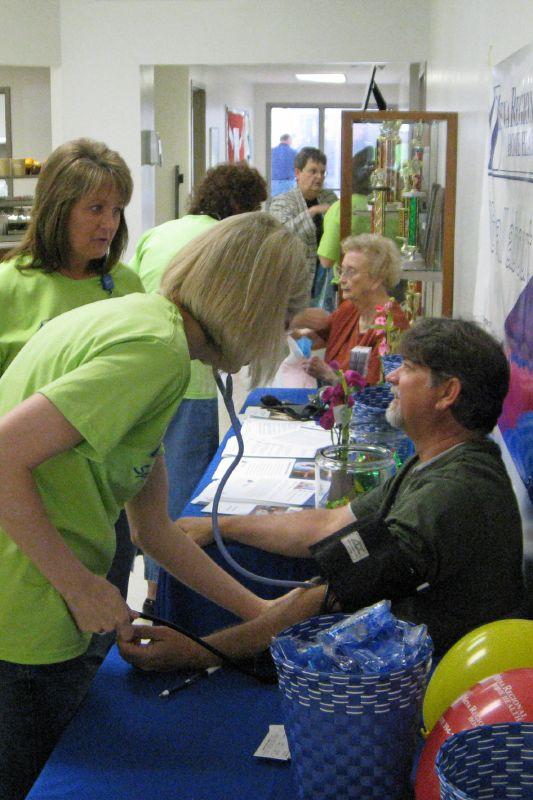 Blood Pressure Station