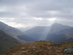 Ray of light (r n b 69) Tags: wild sky cliff mountain mountains rock clouds landscape outdoors climb scotland view sightseeing hills ridge valley views cobbler jol corbett hillwalking restandbethankful arrocharalps justclouds beinnanlochan