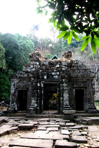66.Wat Phu Champasak的主殿