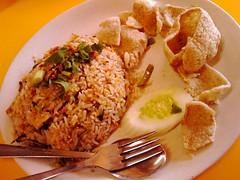 Nasi Goreng Kampung ala Malaysia