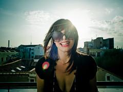 Sarah (Thomas Cristofoletti's stock photography) Tags: madrid sarah strobes e510 1260 myfavoritephoto