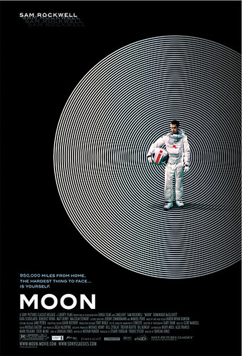 Moon (Official Movie Poster)
