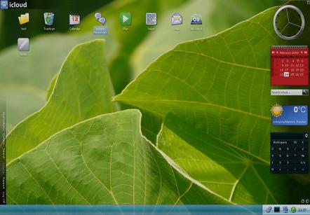 icloud - desktop