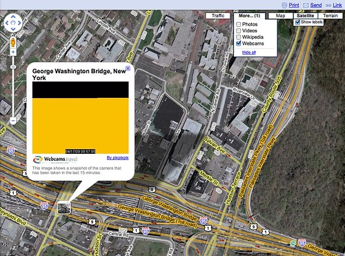 3450249048 bb31d10bd0 Google Maps Webcams Layer. This can be incredibly useful for those not just ...