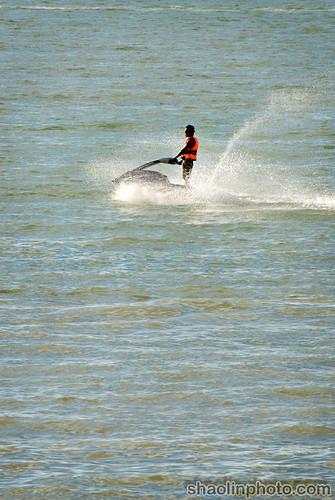 Jet Skiing