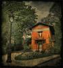 Keeper's house (zozma*) Tags: house paris france texture garden jardin maison hdr butteschaumont themoulinrouge photomatix mywinners aplusphoto hdrenfrancais