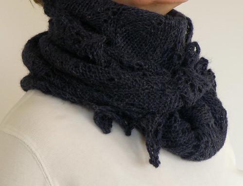 Springtime bandit scarf/shawl