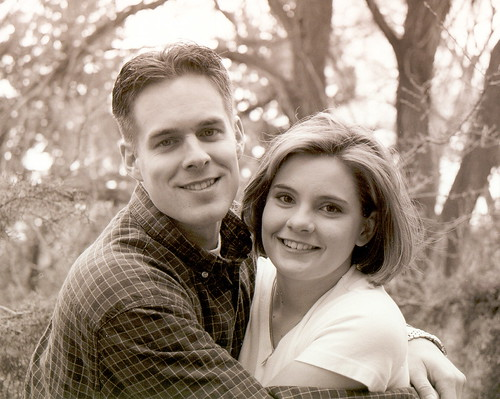 Jason and April 2001