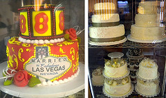 Cakes from Freeds in Las Vegas, C/O Not Martha