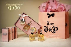 ....((juicy couture)).... (  ) Tags: pink juicy couture parfum     qtr90 90