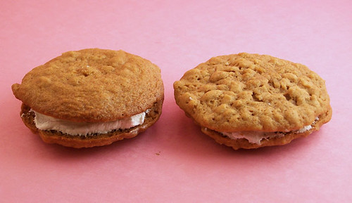 Oatmeal Cream Pies - Comparison