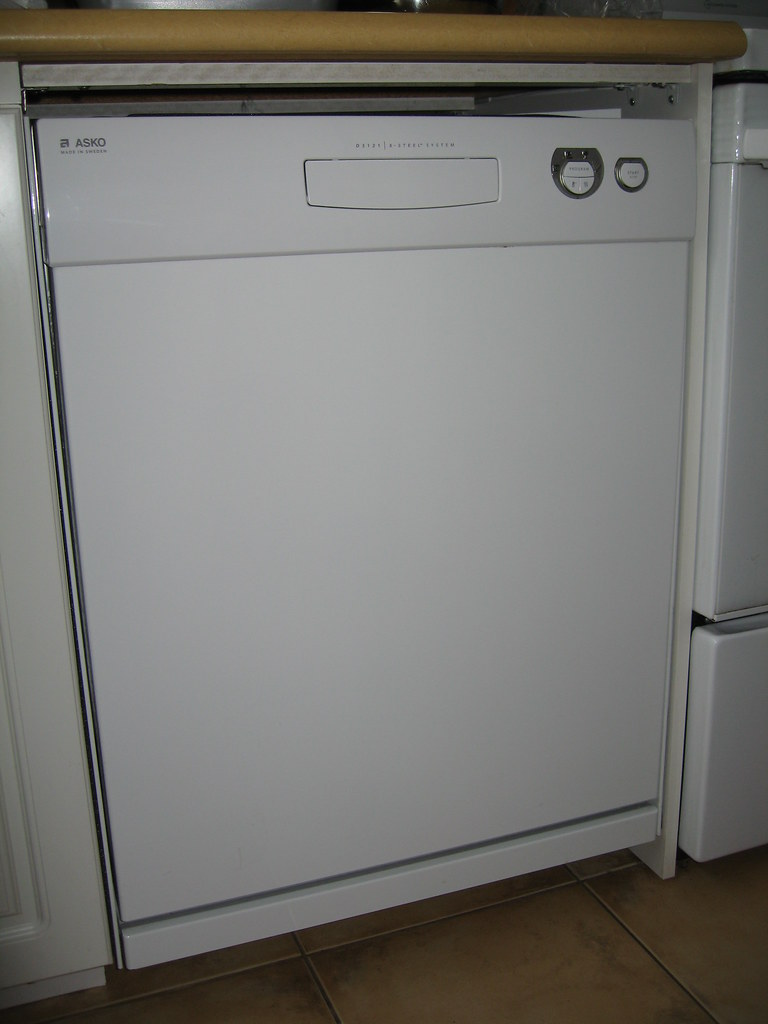 Asko Stainless Steel Dishwasher Steel Dishwasher