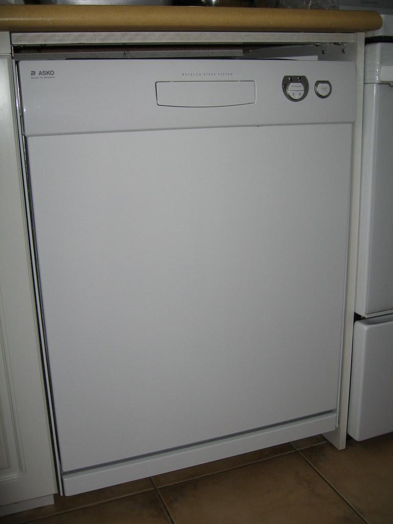 Asko Stainless Steel Dishwasher Steel Dishwasher
