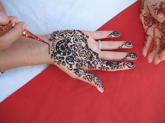 Henna Painting for Mehndi