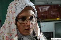 (chador lover) Tags: white hijab sefid namaz goldar chador