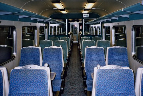 Train Chartering - Standard Class Mk2 carriage