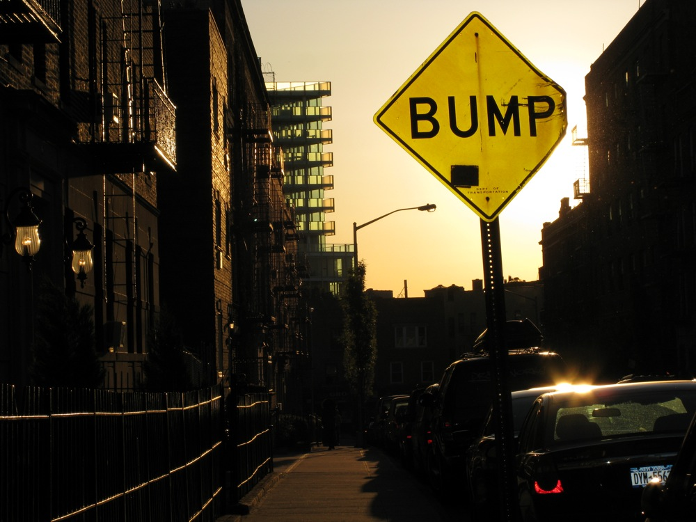 best Bump Sign