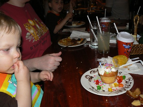 Cupcake at Boma