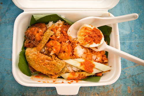 Nasi Lemak (by Christ tell)