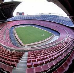 Camp-nou, Barcelona (Mayra Alejandra 1102) Tags: estadios