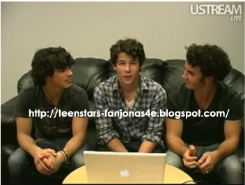 Teenstars-Jonaschat