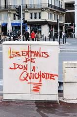 les enfants de Don Quichotte
