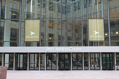 Front of BNY Mellon Center