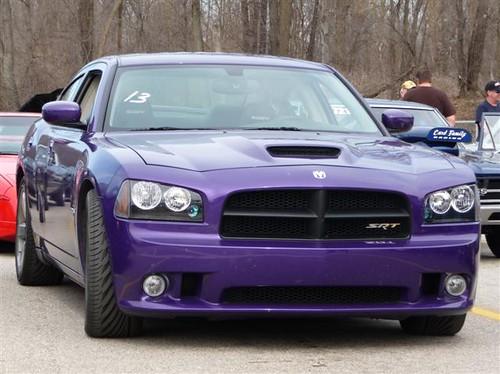 2007 Plum Crazy Dodge Charger Srt8 Dodgeforum Com