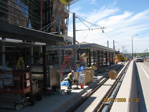 Downtown Minneapolis Station